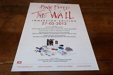 PINK FLOYD - Publicité de magazine / Advert !!! THE WALL IMMERSIN EDITION !!!