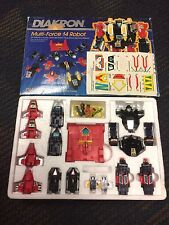 1983 TAKARA DIAKRON Multi-Force 14 Robot No 1001