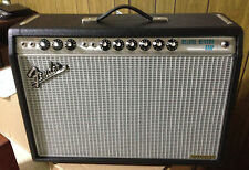 Alessandro Handwired Fender 1968 Deluxe reverb silverface