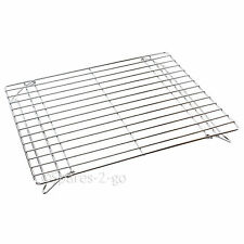 Chrome Oven Shelf Fits KENWOOD Cooker Base Plate Warmer Rack Grill Stand
