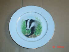T K Thun Czech Collectors Plate BADGER