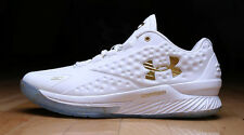Under Armour Steph Curry 1 Low White Gold MVP PE Friends and Family size 13.