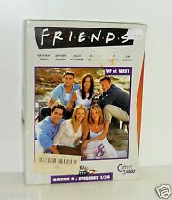 COFFRET 3 DVD VIDEO FRIENDS SAISON 8