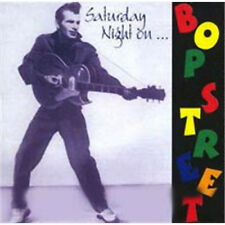 SATURDAY NIGHT ON BOP STREET Volume 1 CD 1950s Rockabilly Rock 'n' Roll - NEW