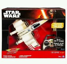 Star Wars Air Hogs Remote Control Flying X-Wing Starfighter The Force Awakens