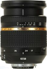TAMRON SP 17-50mm F/2.8 XR VC LD LENS for Nikon DSLRs B005NII