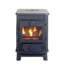 Morso 1410 Squirrel Multi Fuel Stove. Ideal for Boats, Narrowboats or Homes. NEW