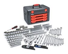 """Gearwrench 80942 239 Piece Complete Mechanics Tool Set 1/4 -1/2"""" Drives"""