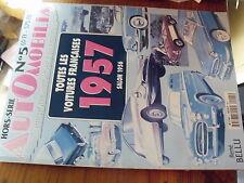 AA Automobilia HS n°5 Toutes Voitures Françaises 1957 Salon 1956 BELLU