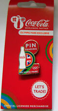 LONDON 2012 OLYMPICS COCA COLA OLYMPIC PARK EXCLUSIVE PIN RIO 2016