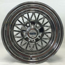 "Starwire Star Wire 30-Spoke Wheels 15 X 7 inches  Set of four  5 on 4.5"" & 4.75"""