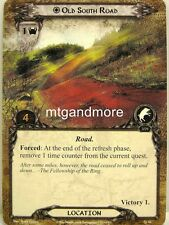 Lord of the Rings LCG  - 1x Old South Road  #016 - The Dunland Trap