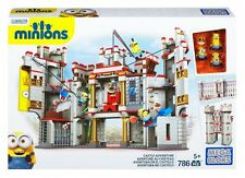 Mega Bloks Despicable Me Minions Castle Adventure Playset