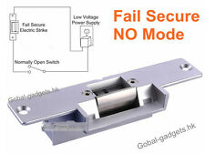 NO Mode Electric Strike Lock for Door Access Control system (Fail Secure) New!!!