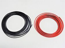 150' 14 AWG BLACK & RED THHN THWN-2 THWN STRANDED COPPER BUILDING WIRE 75 FT EA