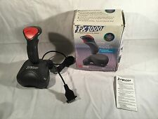 FX1000 game 4 button control joystick vintage gaming with instructions UNTESTED