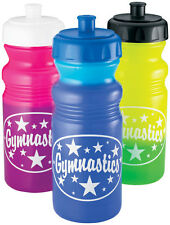 20 Ounce Gymnastics Water Bottles - 3 COLOR CHOICES - THEY CHANGE COLORS!