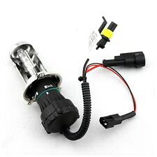 H4 HID XENON HEADLIGHT BULB FOR HID KIT  BIKES CAR 6000K HI LOW BEAM- BULB ONLY