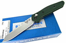 Benchmade Osborne 940 AXIS Lock Green Folder Knife