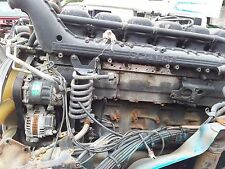 Scania 164C, 164G, 164L, P580, R580 engine DC1601, V8, 8 cylinder, naked, empty