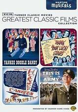 Yankee Doodle Dandy/Thank Your Lucky Stars/Hollywood Canteen/This is Army DVD