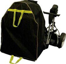 ELECTRIC GOLF TROLLEY COVER,FITS MOST ELECTRIC TROLLEYS - HIGH QUALITY LARGE BAG