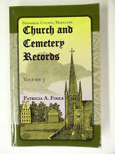 Frederick County, Maryland, Church and Cemetery Records : Volume 3 Zion Lutheran