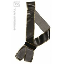Leatherlook Sword Sash Novelty Prop for Pirate Buccaneers Fancy Dress Accessory