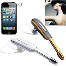 Wireless Bluetooth Hands-Free Stereo Headset Earphone Mic for iPhone HTC Samsung