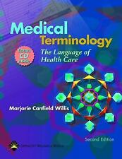 Medical Terminology: The Language Of Health Care (C.D.ROM included), Marjorie Ca