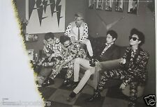 "SHINEE ""3 - WHY SO SERIOUS?"" ASIAN PROMO POSTER - Korean Boy Band, K-Pop Music"