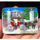 SOUVENIR RESIN FRIDGE MAGNET ------Bahamas