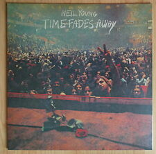 NEIL YOUNG LP: TIME FADES AWAY (2016, NEU; 140 GRAM)