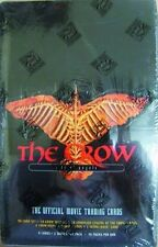The CROW CITY OF ANGELS T/C MOVIE Trading Cards Sealed Box 1996 CHASE & Tattoos