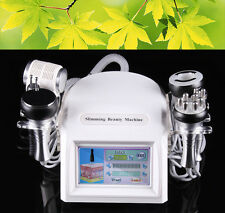 8 in 1 Cavitation Vacuum Anti-aging Multipolar Tripolar RF BIO Cold Hammmer Fat