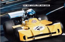 9x6 Photograph, Mike Beuttler , F1 March-Cosworth 721G , Spanish GP 1973