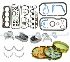 BRAND NEW 93-97 Toyota Corolla 1.6L 4AFE DOHC 16V Full Gasket Set *RE-RING KIT*