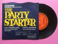 The Party Starter - The Tremeloes, Even The Bad Times / Anita Harris, CBS WB735