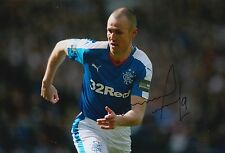 RANGERS HAND SIGNED KENNY MILLER 12X8 PHOTO PROOF 4.