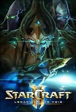 StarCraft II: Legacy of the Void -- Collector's Edition (Windows/Mac, 2015)