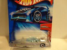 2004 Hot Wheels #64 Silver Crooze Fast Fuse w/5 Spoke Wheels
