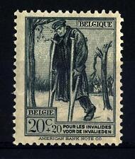 BELGIUM - BELGIO - 1923 - Pro opera nazionale invalidi di guerra