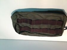 Pre-MSA Paraclete Medium Horizontal Pouch OD Green color NEW !!