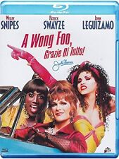 To Wong Foo Thanks for Everything, Julie Newmar [ Blu-Ray, Reg.A/B/C Import - It