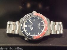 DEEP BLUE MASTER 1000 LUMED BEZEL AUTOMATIC STAINLESS STEEL DIVE WATCH VERY RARE