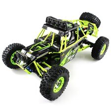 WL Toys RC Buggy 12428 2.4GHz  4WD  Offroad 1:12 Hochleistungsmotor 50kmh RTR