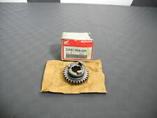 Engrenage pignon Gear Honda atc110 BJ. 81-86 New part une NEUVE