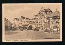 Netherlands Holland BERGEN OP ZOOM Grootemarkt c1930/40s? PPC