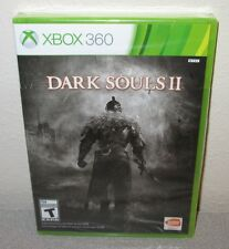 DARK SOULS II Sealed NEW XBOX Action RPG ARPG FROM SOFTWARE Black Label