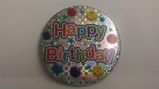 Happy Birthday Badge Jumbo Badge Giant Party Decoration